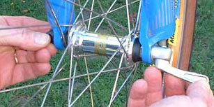 Removing And Installing Your Bicycle Wheel