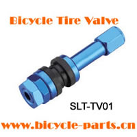 bicycle tire valves